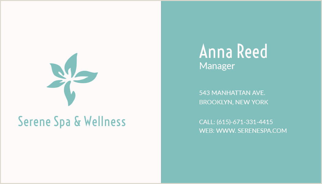Simple Business Card Template Free 35 Free Editable Beautiful And Simple Business Card Templates