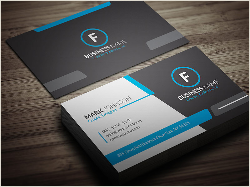 Simple Business Cards Templates Free Business Card Designs Templates