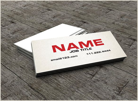 Simple Calling Card Calling Card Template 16 Free Sample Example Format