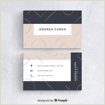 Simple Personal Business Cards Simple Business Card