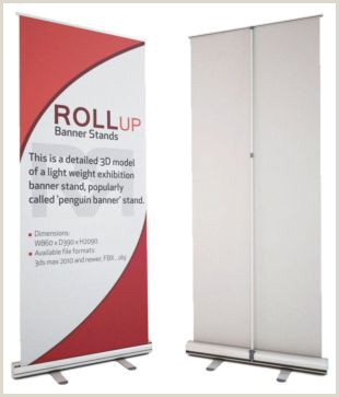 Size Of Retractable Banner Aluminium Roll Up Standee Buy Line At Best Price In India