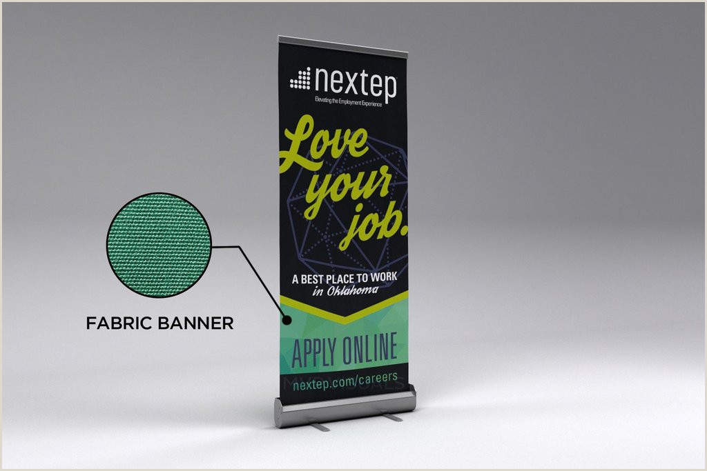 Size Of Retractable Banner Roll Up Retractable Banner Economy
