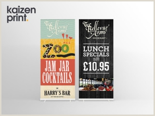 Size Of Retractable Banner Roller Banners The Ultimate Guide Brought To You By Our