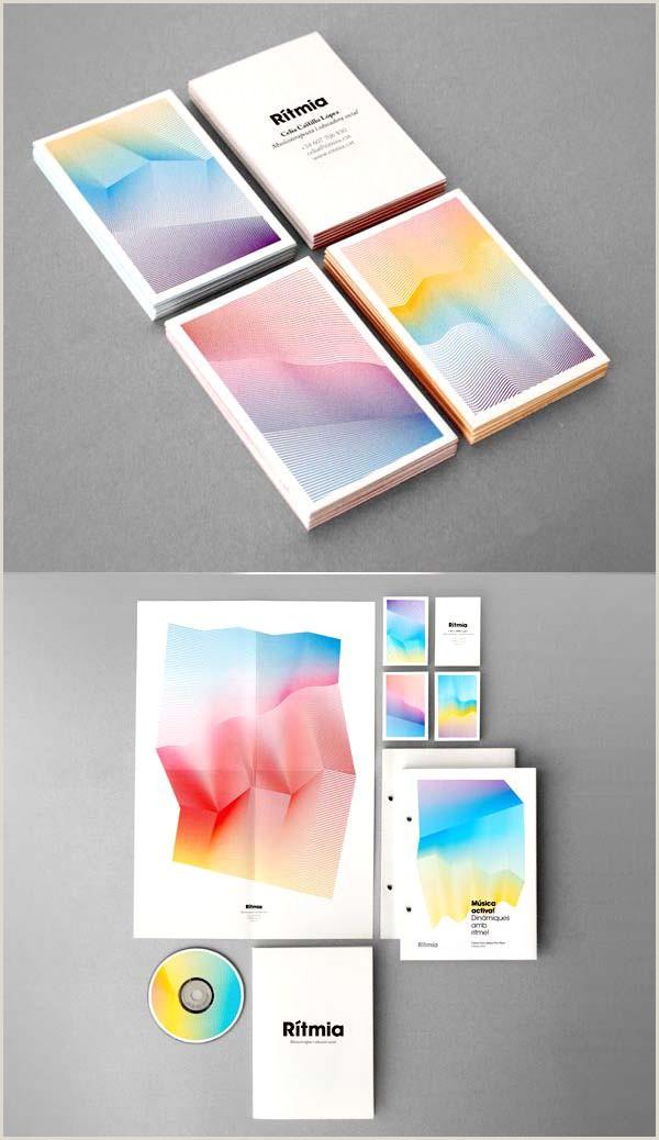 Sleek Business Card Design Top 20 Creative And Modern Business Cards