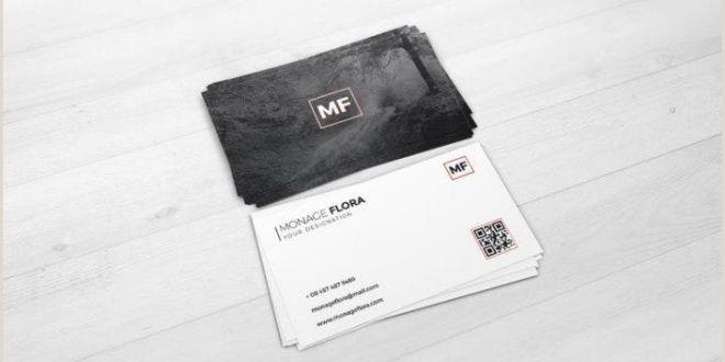 Sleek Business Cards 20 Sleek Business Card Templates Word Ai Psd
