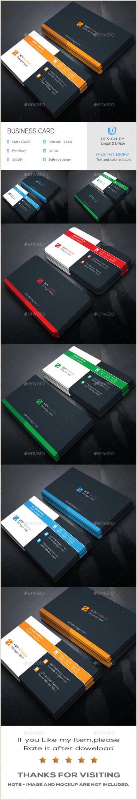 Small Order Business Cards Business Card Business Cards Print Templates Download