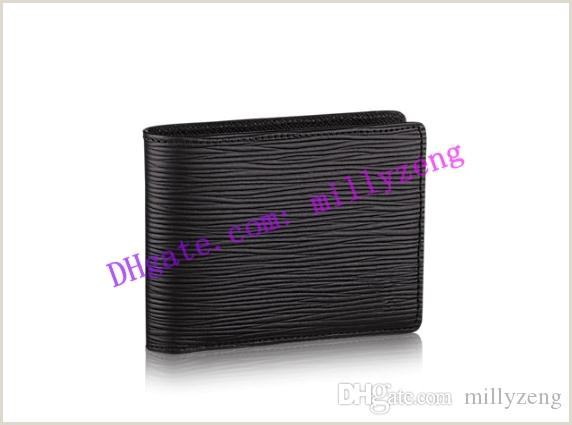 Small Order Business Cards Fashion Mens Wallets Multiple Wallet M N Check Stripes Textured Wallet Plaid Bifold Short Small Wallet Cool Wallets Front Pocket Wallet From