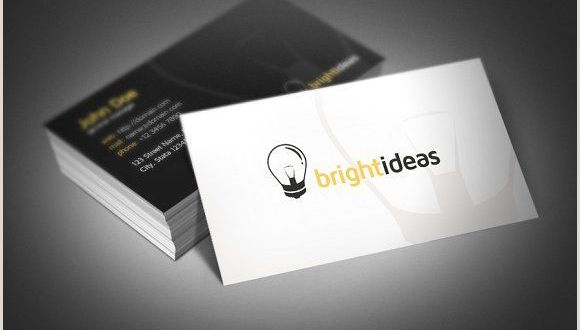 Social Media Best Business Cards Bright Ideas Business Card