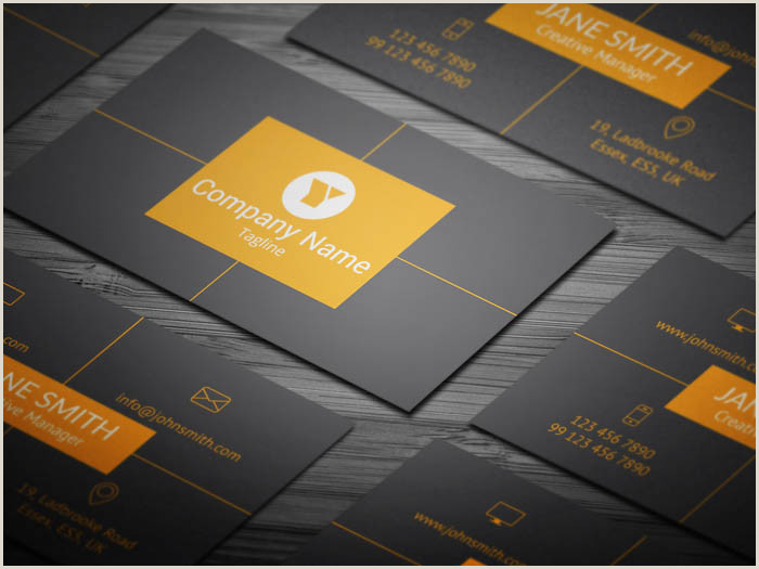 Social Media Business Card Template Free Social Media Manager Business Card Template