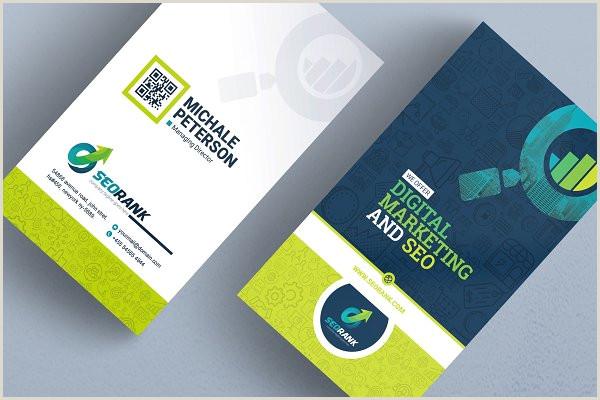Social Media Business Card Template Social Media Business Card