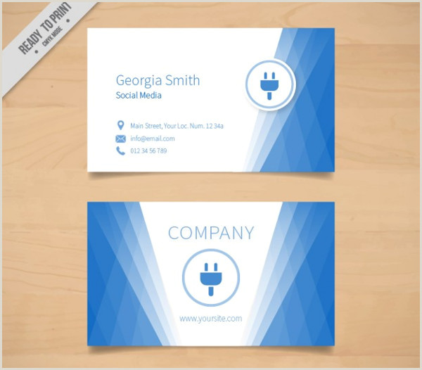 Social Media Business Card Template Social Media Business Card Template 39 Free & Premium