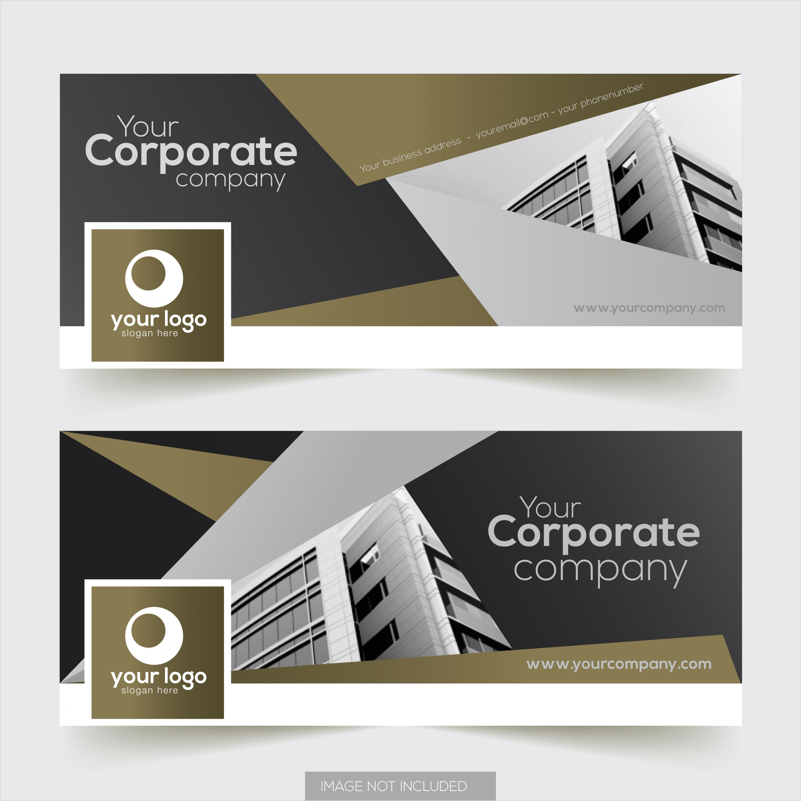 Social Media Business Card Templates Corporaate Cover Timeline Cover Corporate