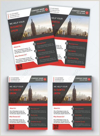 Social Media Business Cards Template Black Business Flyer Template Image Picture Free