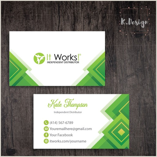 Social Media Business Cards Template It Works Business Cards It Works Global Cards It Works Iw03
