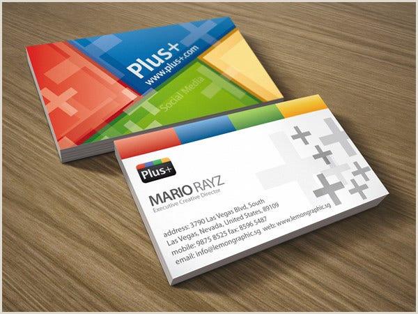 Social Media Marketing Business Cards 13 Social Media Business Card Templates Psd Word Ai