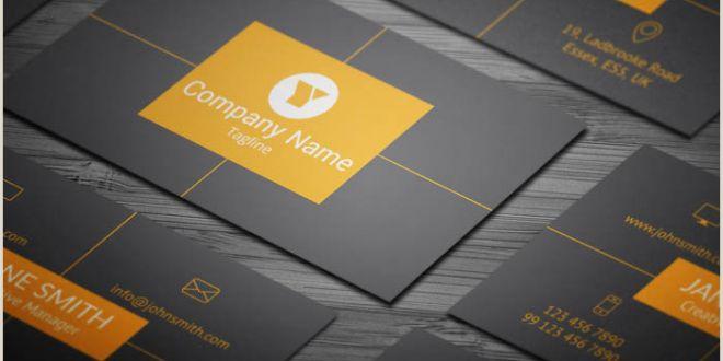 Social Media Marketing Business Cards Free social Media Manager Business Card Template