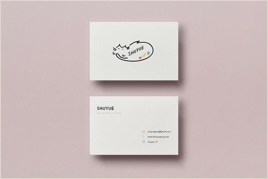 Social Media Symbols For Business Cards Social Media Icons On Business Cards 10 Awesome Examples