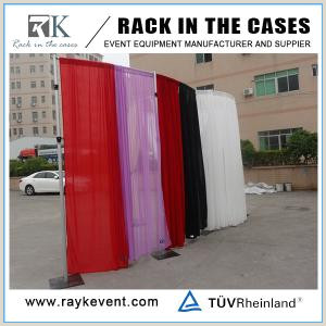 Stage Banner Stands 8 14ft Portable Pipe And Drape New Design Wedding Tents