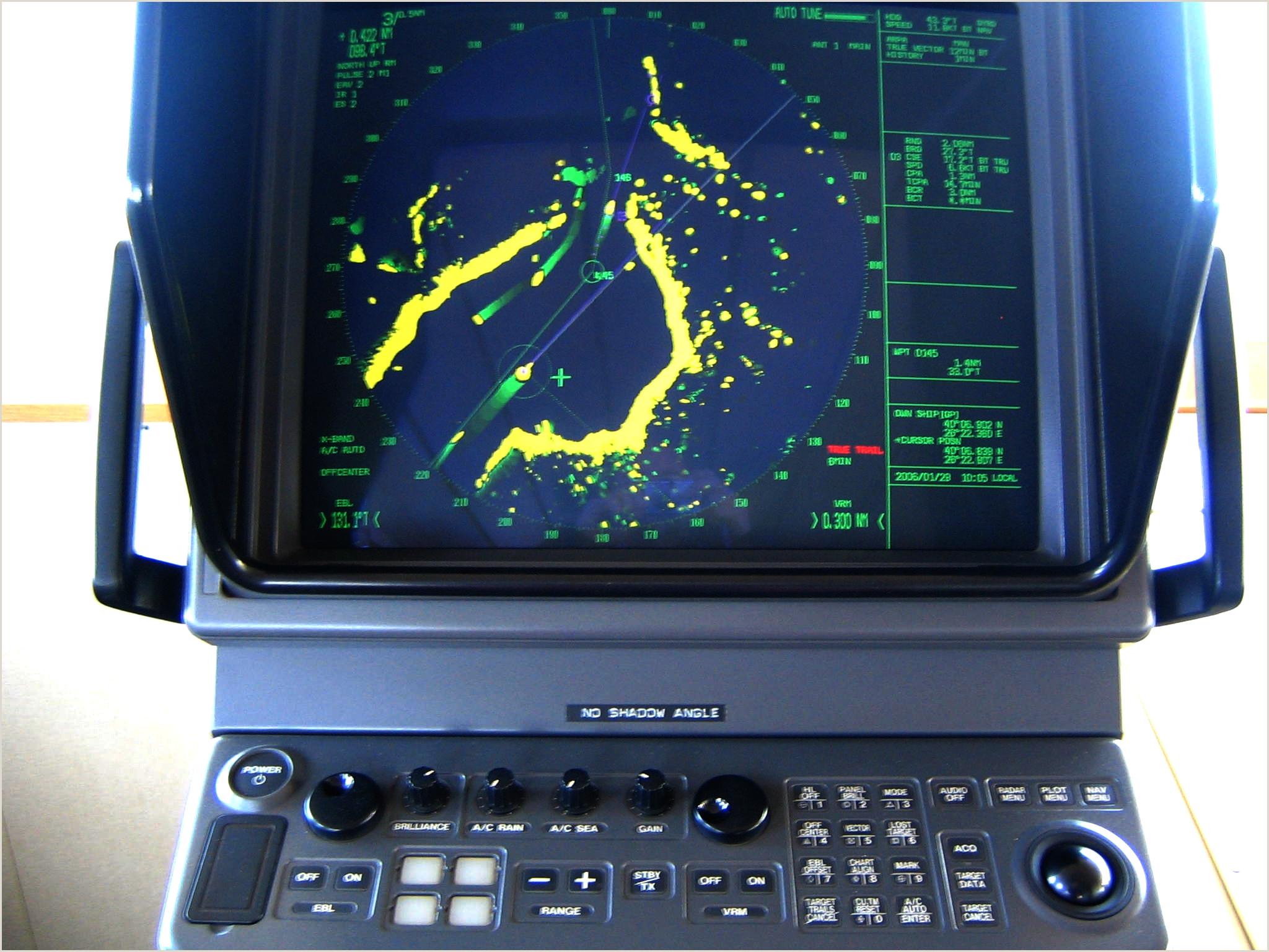 Stand Alone Display Boards Automatic Radar Plotting Aid