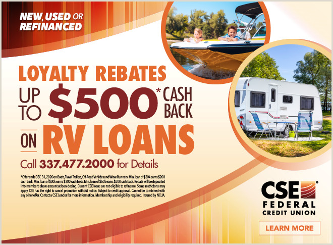 Stand Up Banner Designs Cse Federal Credit Union