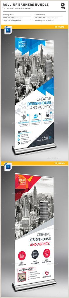 Stand Up Banner Dimensions 500 Best Roll Up Designs Images