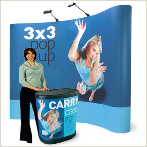 Stand Up Display Signs Pop Up Display Stands