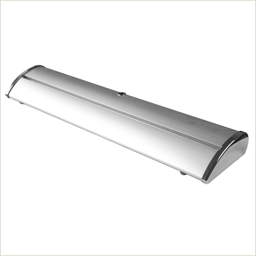 Stand Up Poster Display Cheap Quotes Wide Base Roll Up Telescopic Banner Stand Factory