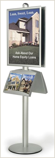 Stand Up Poster Display Freestanding Poster Displays 20 Ideas