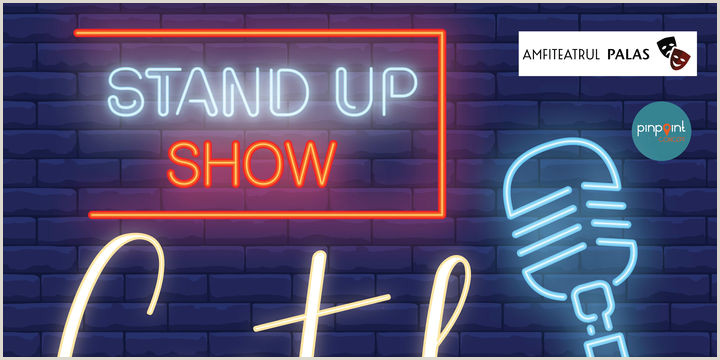 Stand Up Signage Stand Up Show Costel