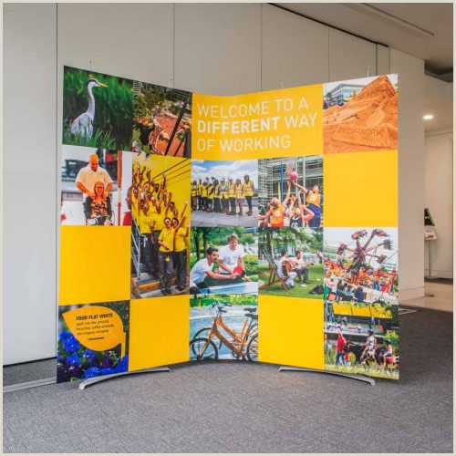 Standing Banners For Displays Exhibition Banner Stands & Portable Display Stands