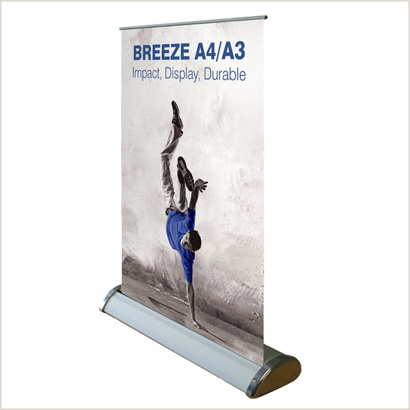 Table Top Pop Up Banner Table Top Retractable Banner Stand