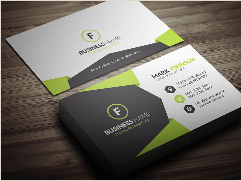 Template Business Card Free Business Card Designs Templates