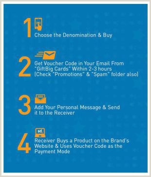 Thanks For Your Business Cards Woohoo E Gift Card Buy Line On Snapdeal