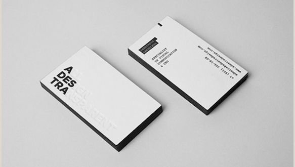 The Best Business Cards Designs 50 Of the Best Business Card Designs Paste