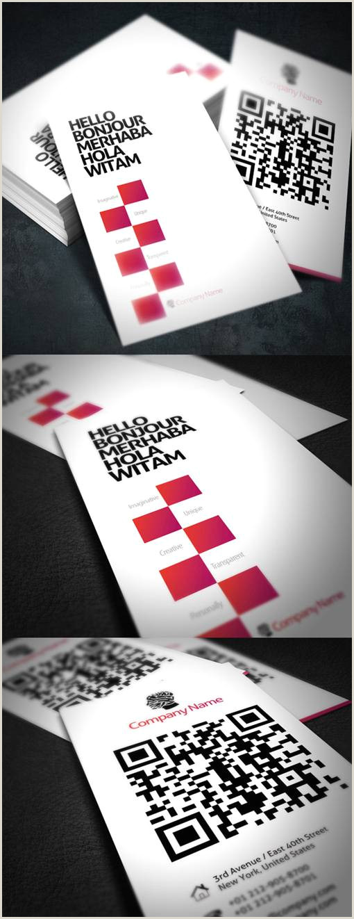 The Best Business Cards Ever 30 Outstanding Business Cards – Nd
