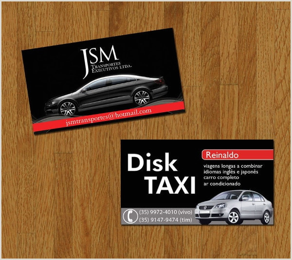 The Best Business Cards For Taxi 12 Taxi Business Card Templates Ai Pages Word