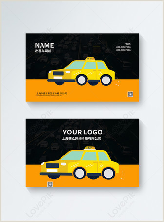 The Best Business Cards For Taxi Image Taxi Business Card Template Image Picture Free