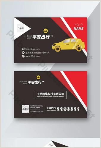The Best Business Cards For Taxi Image Taxi Business Card Templates