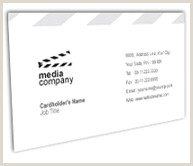 The Best Business Cards For The Film Industry Business Card Design For Production Fset Or Digital