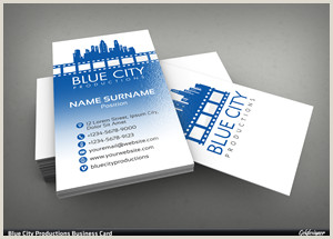 The Best Business Cards For The Film Industry Production Business Cards