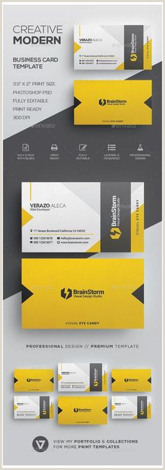 The Best Business Cards For The Price 20 Best Namecard Design Template Images