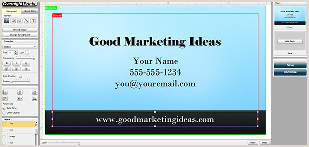 The Best Business Cards For The Price Business Card Pricing Parison