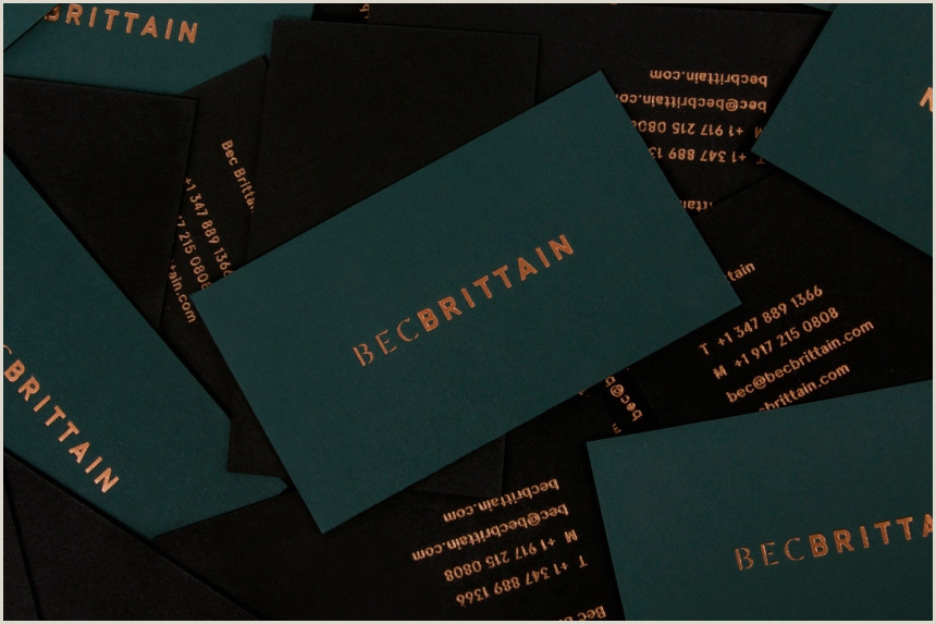 The Best Business Cards In The World 16 Amazing Business Card Designs From Some Of The World S