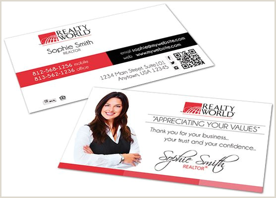 The Best Business Cards In The World Realty World Business Cards In 2020