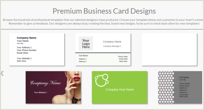 The Best Business Cards To Order Online The Best Cheap Business Cards You Can Get Line