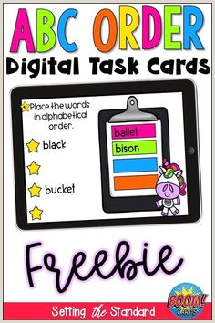 The Word Element Card  Is An Example Of A: 40 Best Free Boom Cards Upper Elementary Teaching