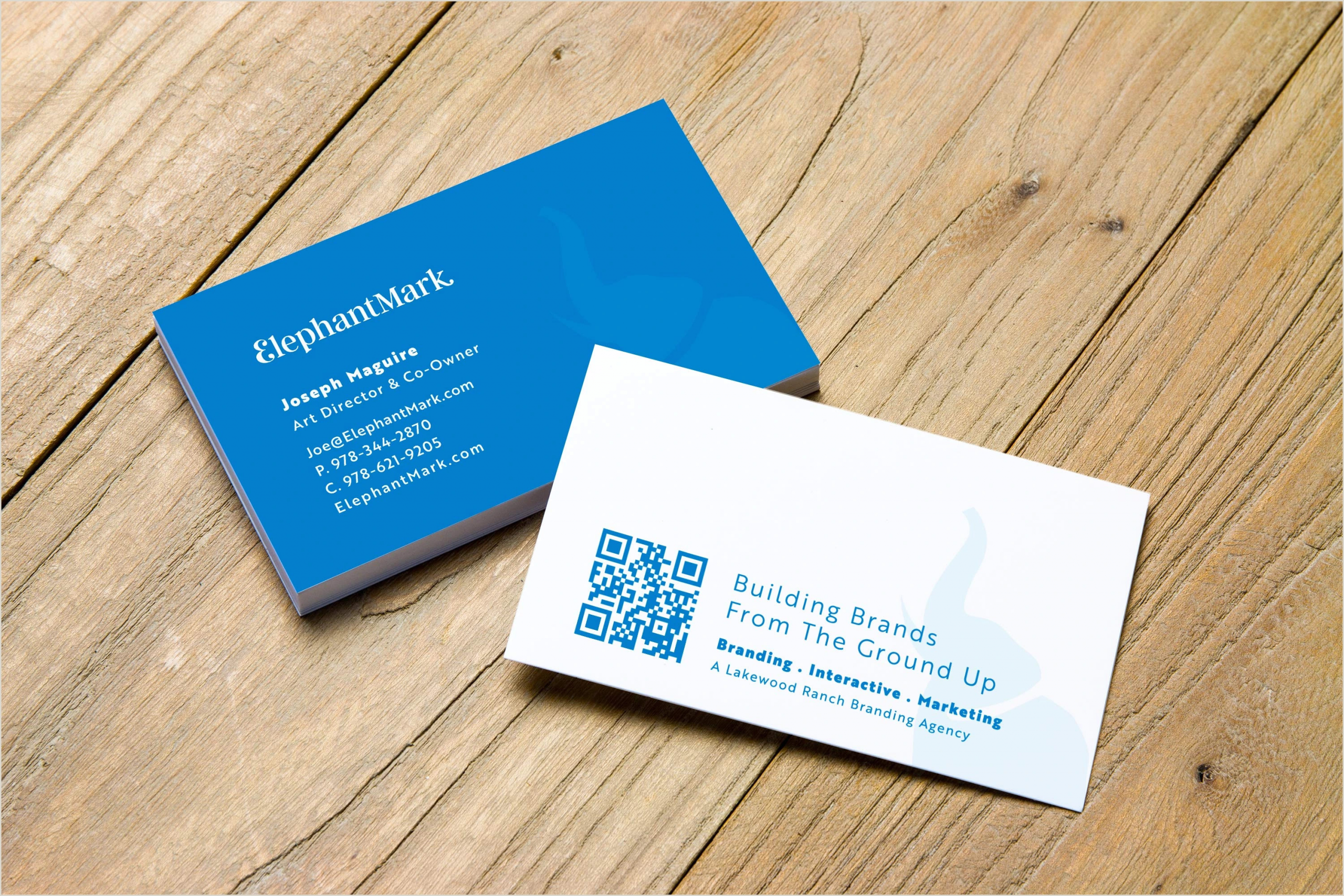 To Make Business Card How To Use A Qr Code Business Card Generator Free Custom