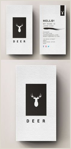 Top Best Business Cards 500 Best Business Card Inspiration Images In 2020