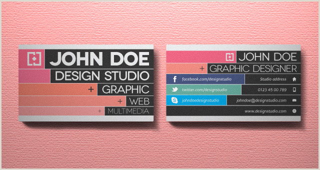Top Business Cards Sites 30 Cool But Still Free Business Cards