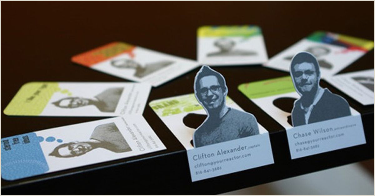 Totally Unique Business Cards 30 Unconventional Business Cards
